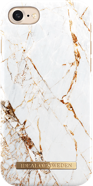 Ideal of Sweden Case iPhone 8/7/6 Carrara Gold