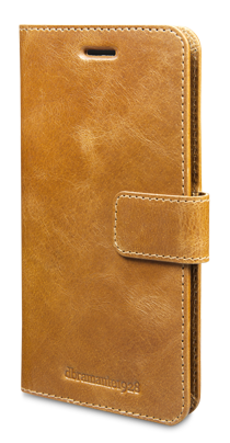 Dbramante Wallet Copenhagen Galaxy S7 Edge Golden Tan