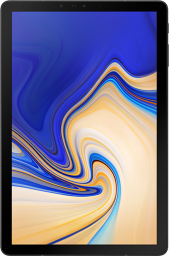 Samsung TAB S4 Black Front