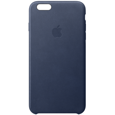Apple iPhone 6s Plus Leather Blue