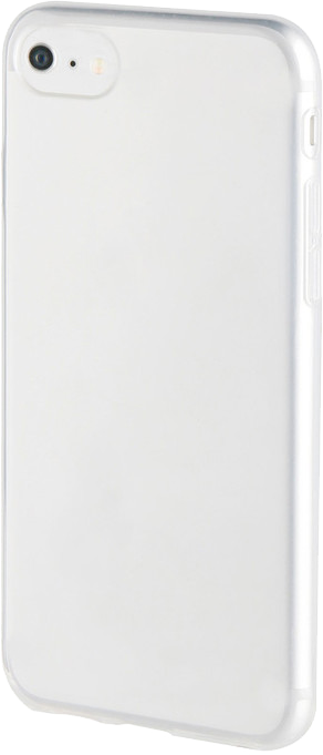 Xqisit Flex Case iPhone 7 Gjennomsiktig