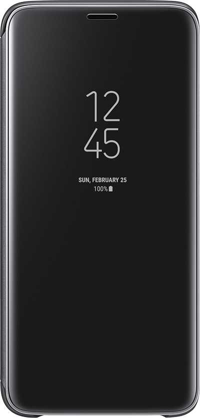 Clear View Cover Galaxy S9