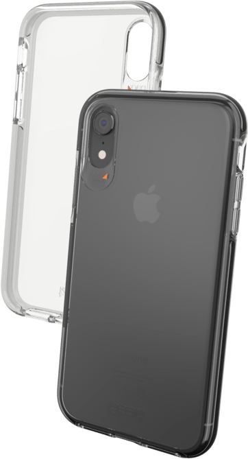 Gear4 D3O Crystal Palace iPhone XR Gjennomsiktig