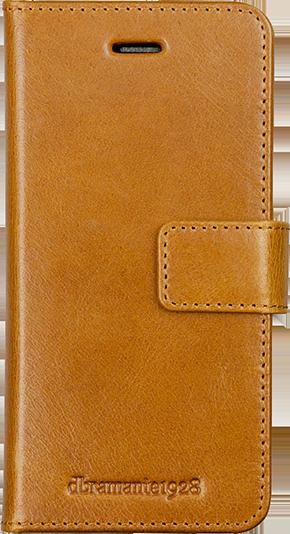 Dbramante1928 Wallet Copenhagen iPhone XR Lys brun