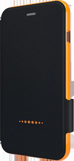 Gear4 D3O Bookcase 6+/6s+ Wallet Svart