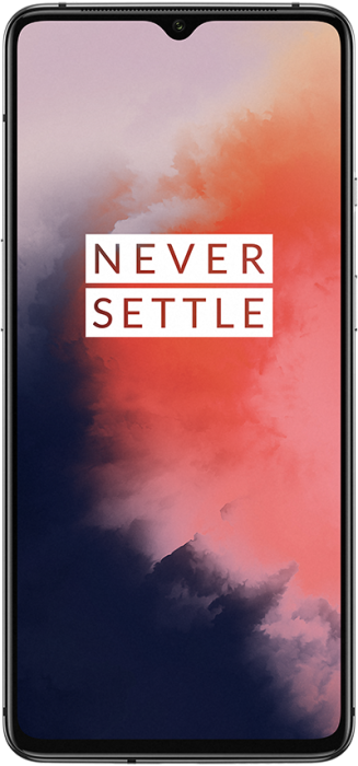 OnePlus 7T 128 GB Frosted Silver
