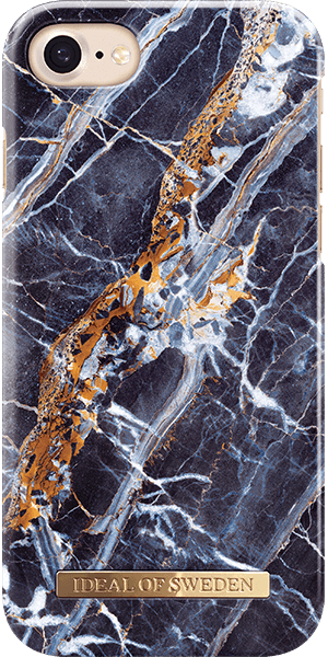 Ideal of Sweden Case iPhone 8/7/6 Midnight Marble