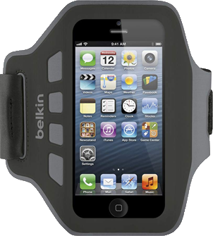 Belkin Ease-Fit Armband iPhone 5/5s