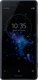 sony-xperia-xz2-compact-svart-front