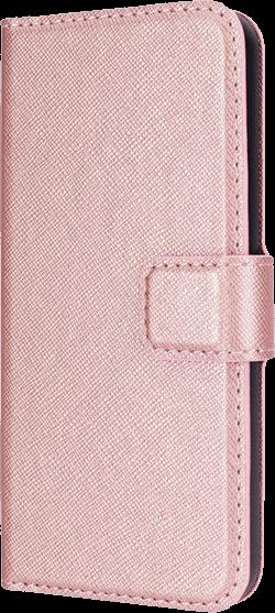 Xqisit Wallet Viskan iPhone 5s/SE Rosa