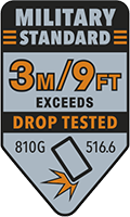 GEAR4 Drop Test Badge