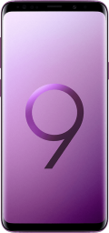 galaxys9plus front purple