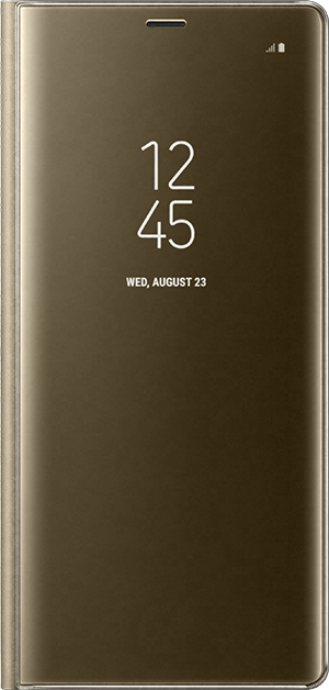 Samsung Clear View Cover Galaxy Note 8 Gull