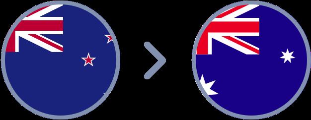 How to transfer NZ dollars to Australia