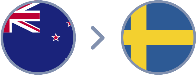 How to transfer NZ dollars to Sweden securely and easily