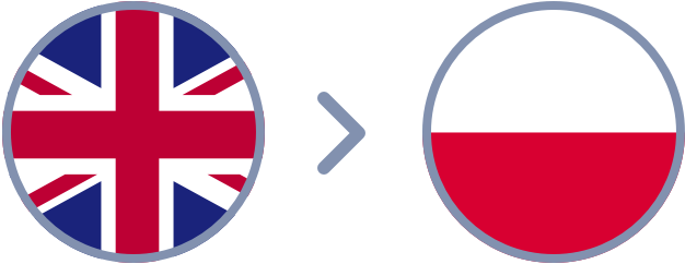 How to transfer British Pounds to Poland quickly & easily
