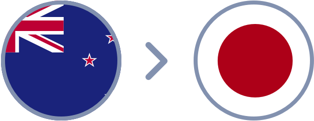 How to transfer NZ dollars to Japan securely and easily