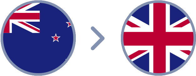 How to transfer NZ dollars to the UK securely and easily
