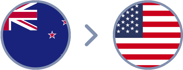 How to transfer NZ dollars to the US securely and easily