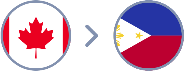 How to transfer Canadian Dollars to Philippines quickly & easily