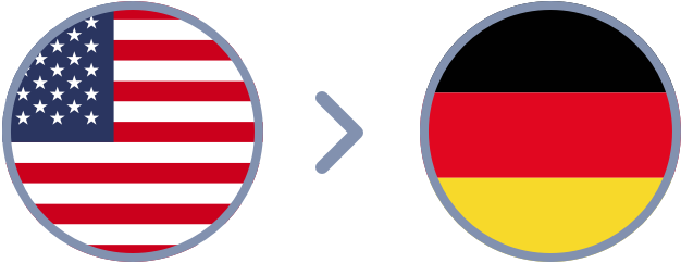 How to transfer US Dollars to Germany quickly & easily