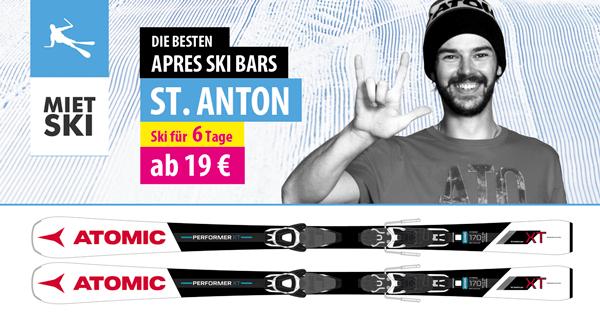 Das Sind Die Besten Apres Ski Bars In St Anton