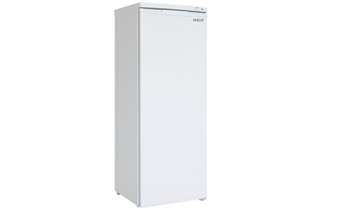 Rca 10 CU. FT FRIDGE (WHITE)
