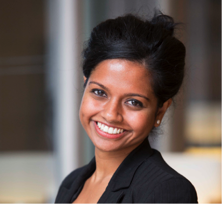 Vanaja Sriskandarajah, Director of Product at Billie