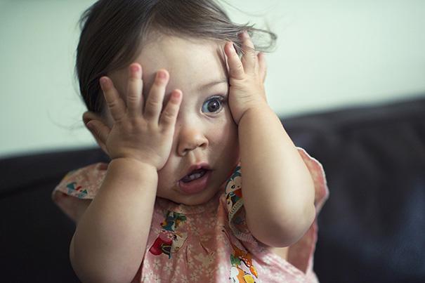 Como controlar las rabietas de un bebé