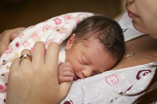 Bebes prematuros: El desarrollo