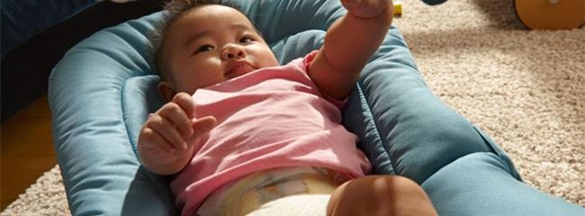 Tallas de pañales para bebés