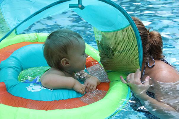 Prevención de quemaduras solares del bebé