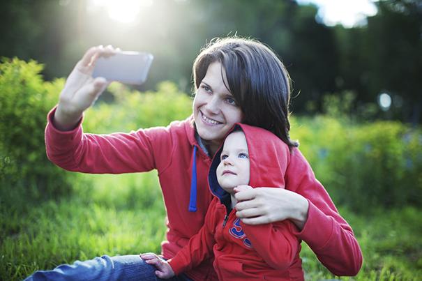 Cómo hacer fotos profesionales a tu bebé