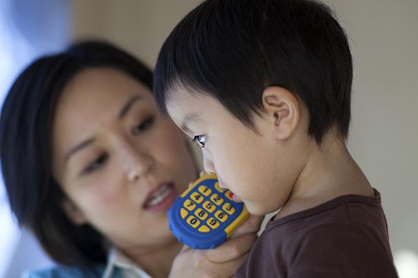 Frases para bebés: Comunicandote con el bebé