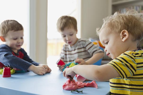 Importancia del juego en el desarrollo del Bebé