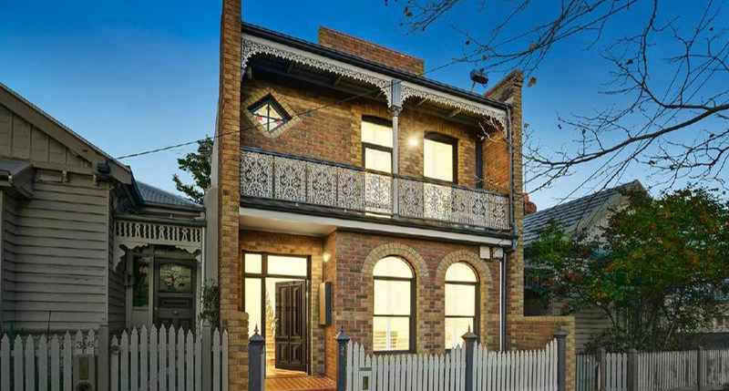 newlyweds snatch up 1.4m clifton hill home