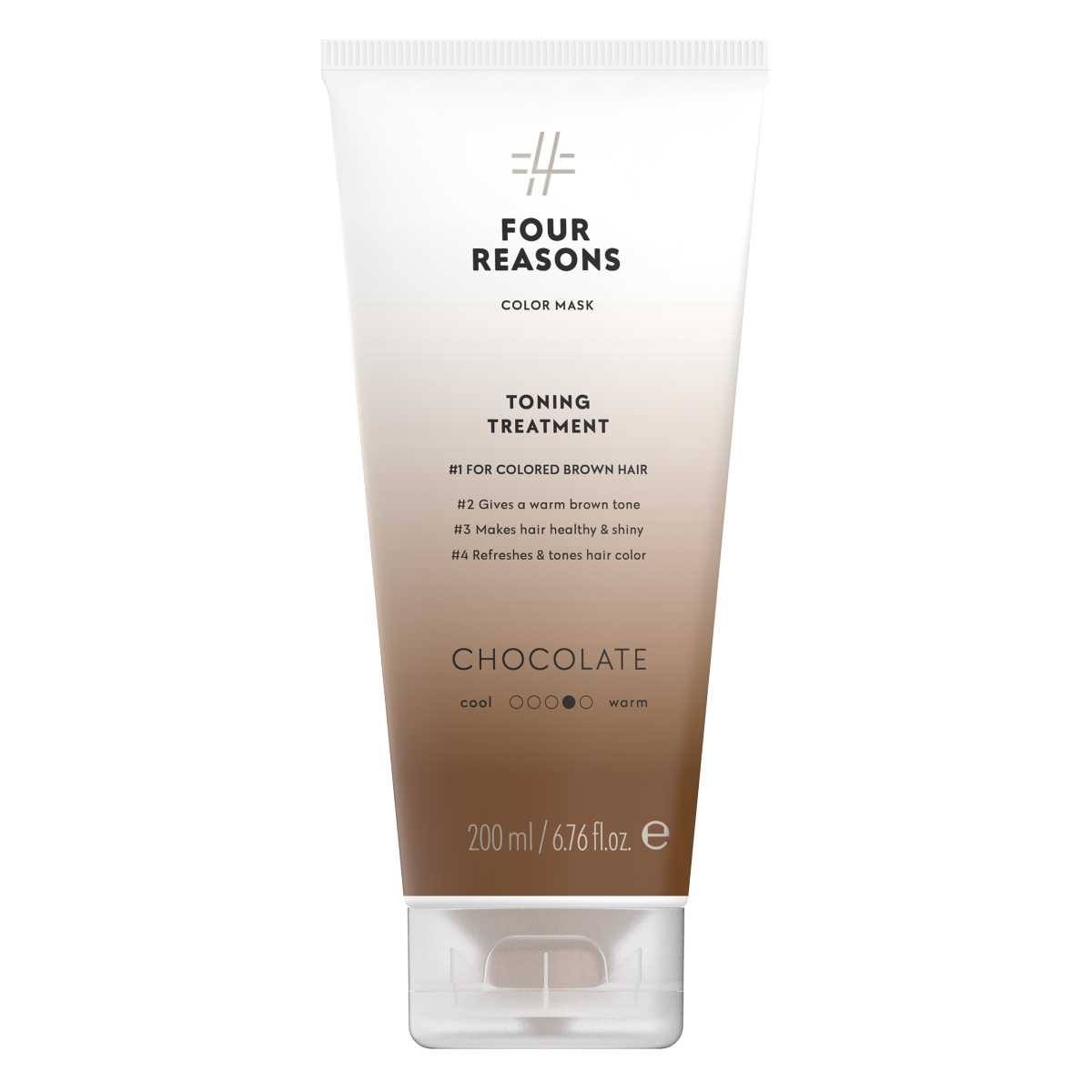 Four-Reasons-Color-Mask Chocolate