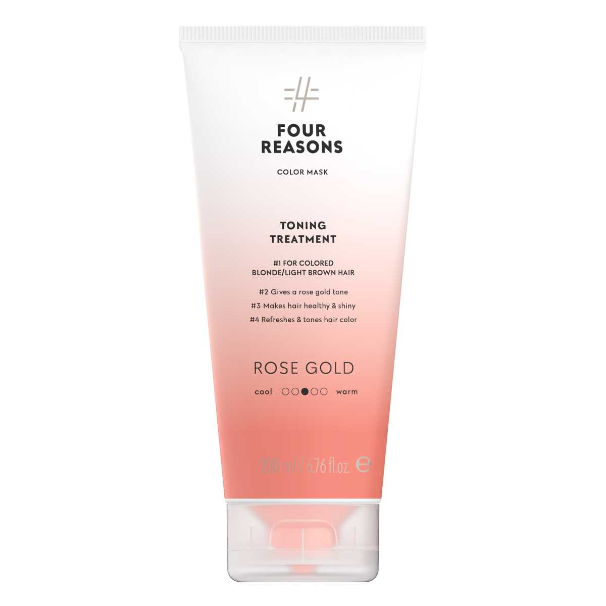 Four-Reasons-Color-Mask Rose-Gold