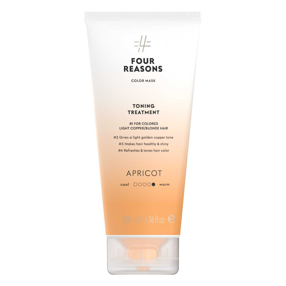 Four-Reasons-Color-Mask Apricot