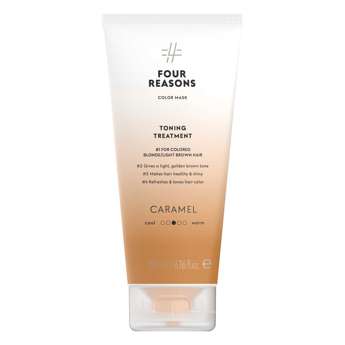 Four-Reasons-Color-Mask Caramel
