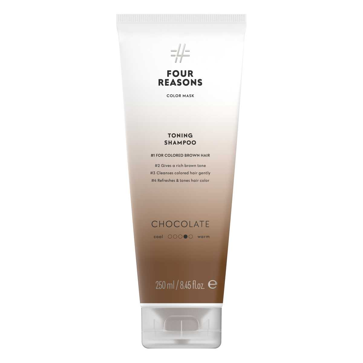Four-Reasons-Color-Mask-Shampoo Chocolate