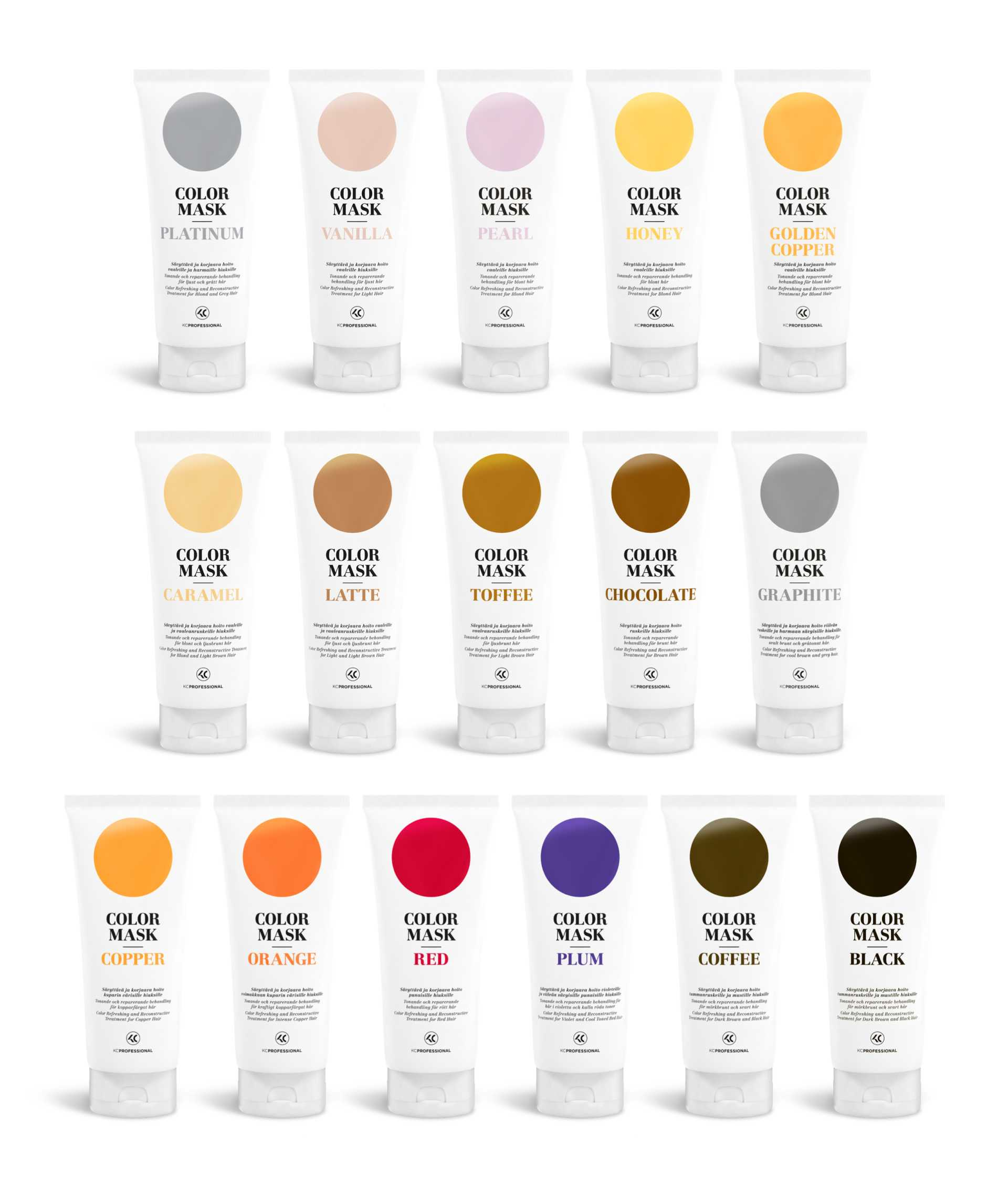 Color-Mask-all-shades