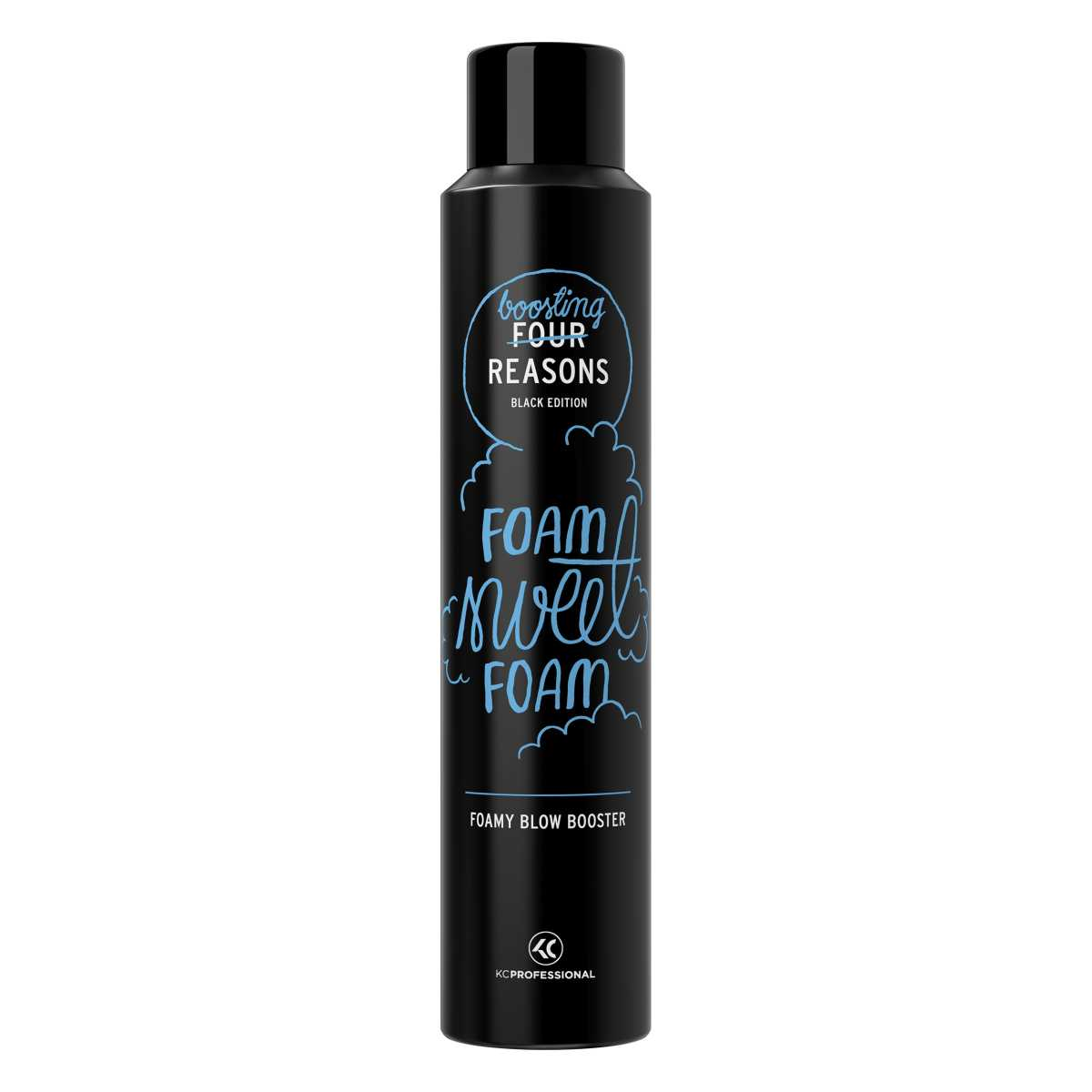 Four-Reasons-Black-Edition-Foamy-Blow-Booster