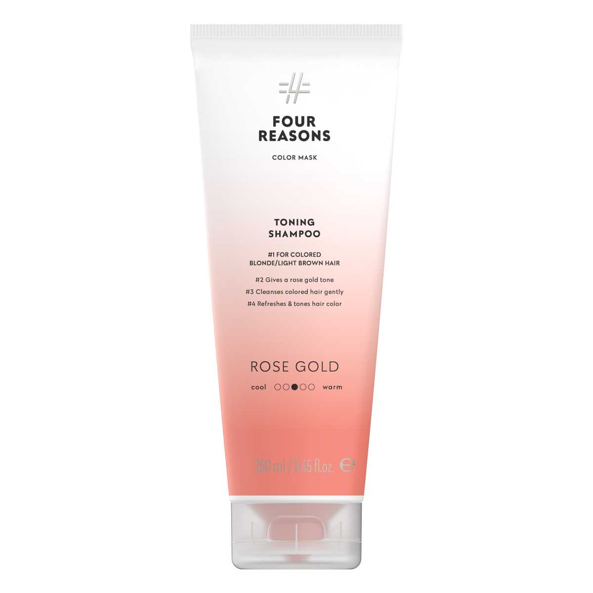 Four-Reasons-Color-Mask-Shampoo Rose-Gold