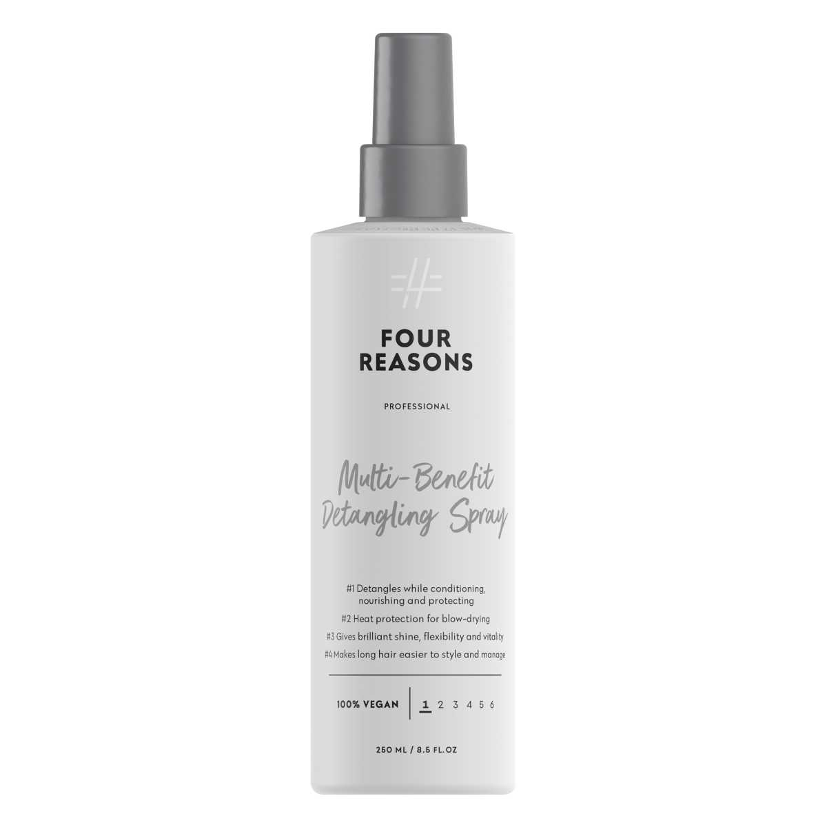 Four-Reasons-Professional-Multi-Benefit-Detangling-Spray