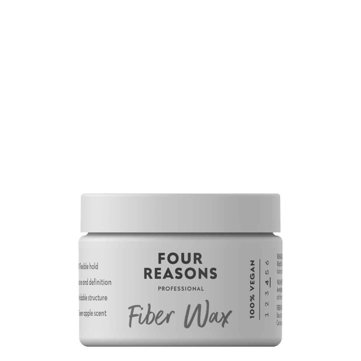 Four-Reasons-Professional-Fiber-Wax