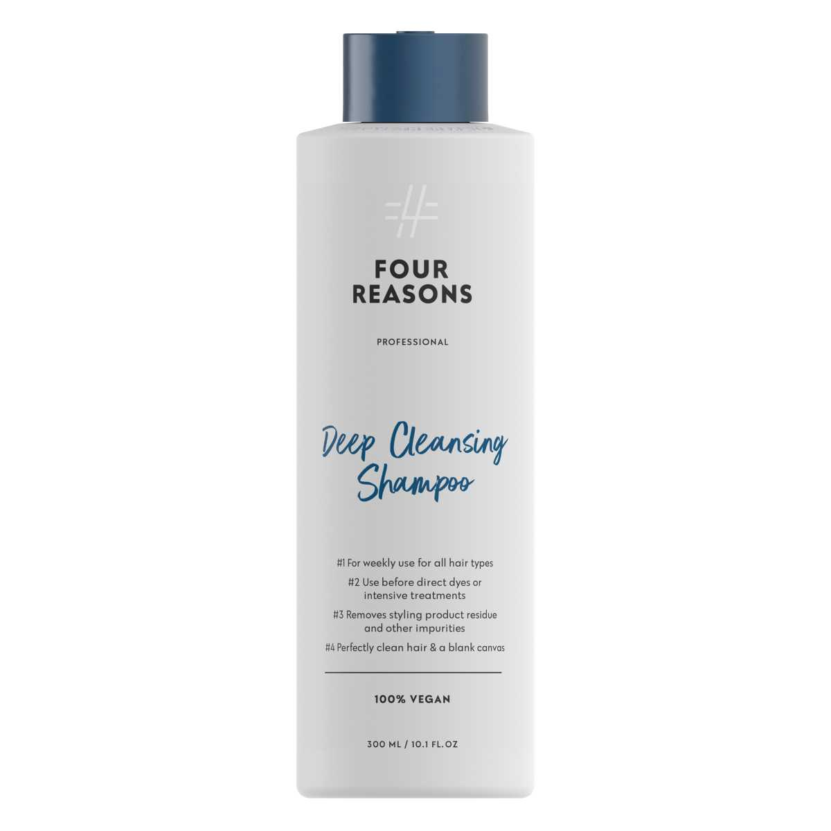 Four-Reasons-Professional-Deep-Cleansing-Shampoo