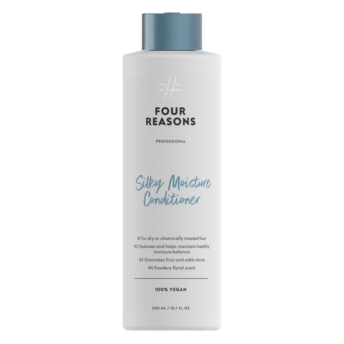 Four-Reasons-Professional-Silky-Moisture-Conditioner
