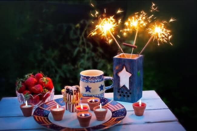 Celebrate July 4 with family and friends in Asheville.