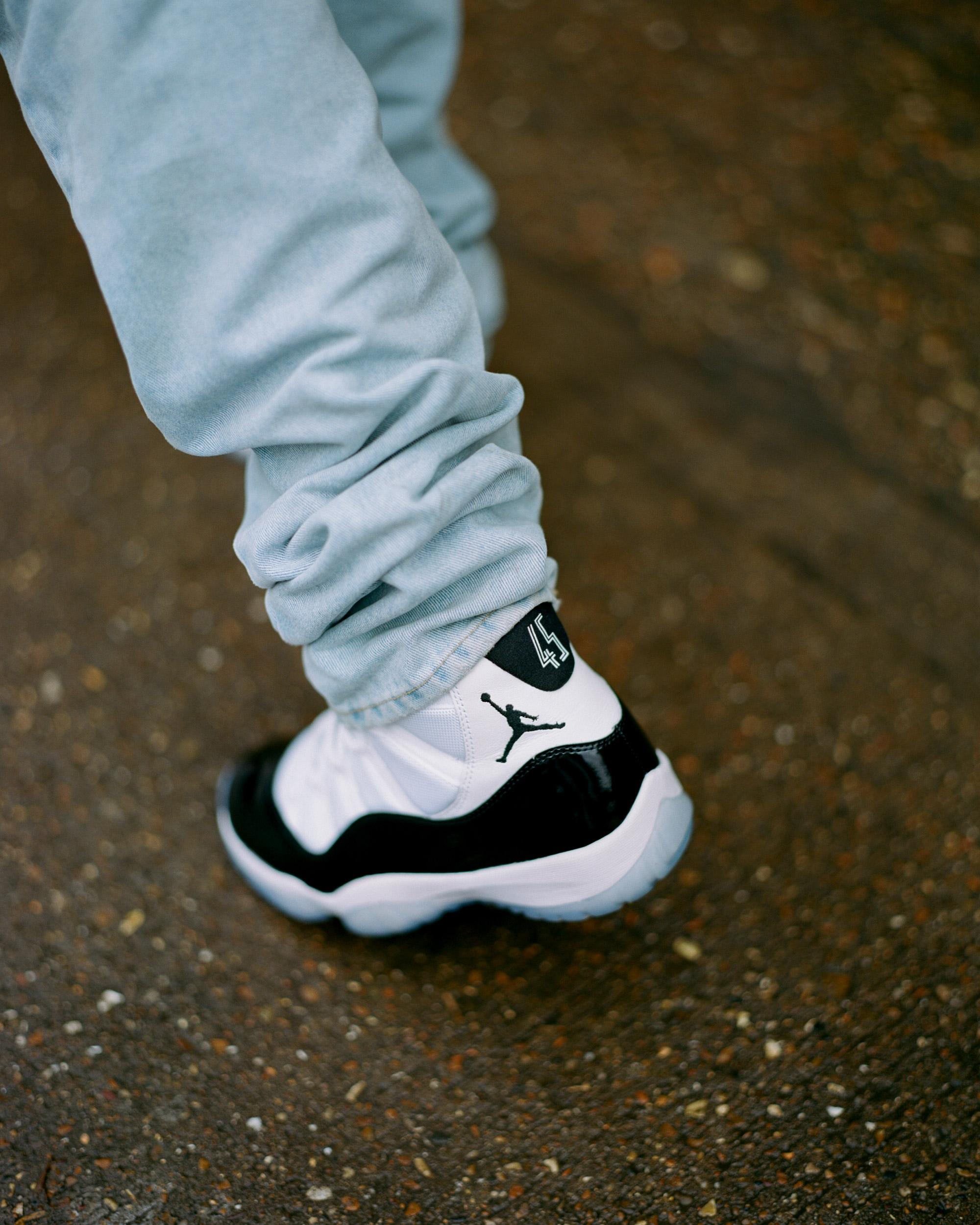 Air Jordan XI `Concord´ Featuring